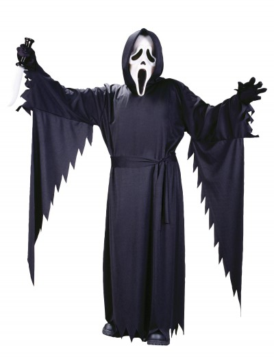Teen Ghost Face Costume, halloween costume (Teen Ghost Face Costume)