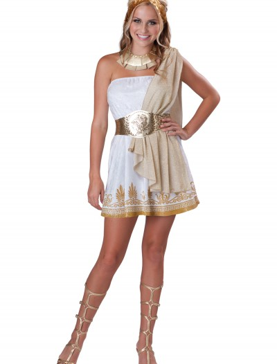 Teen Glitzy Goddess Costume, halloween costume (Teen Glitzy Goddess Costume)