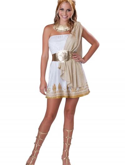 Teen Glitzy Goddess Costume, halloween costume (Teen Glitzy Goddess Costume)