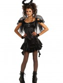 Teen Gothic Angel Costume, halloween costume (Teen Gothic Angel Costume)