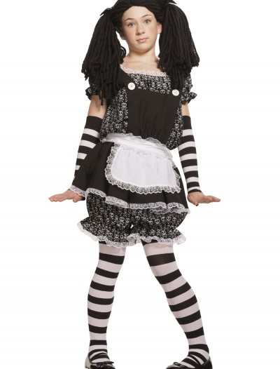 Teen Gothic Dolly Costume, halloween costume (Teen Gothic Dolly Costume)