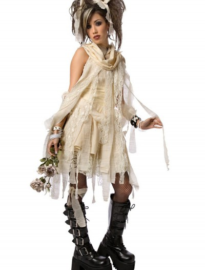 Teen Gothic Mummy Costume, halloween costume (Teen Gothic Mummy Costume)