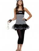 Teen Guilty Prisoner Costume, halloween costume (Teen Guilty Prisoner Costume)