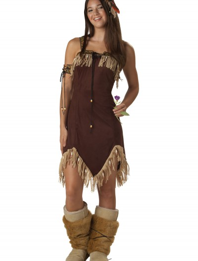 Teen Indian Princess Costume, halloween costume (Teen Indian Princess Costume)