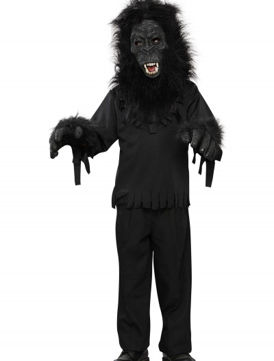 Teen Jungle Gorilla w/ Sound, halloween costume (Teen Jungle Gorilla w/ Sound)