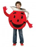 Teen Kool-Aid Costume, halloween costume (Teen Kool-Aid Costume)