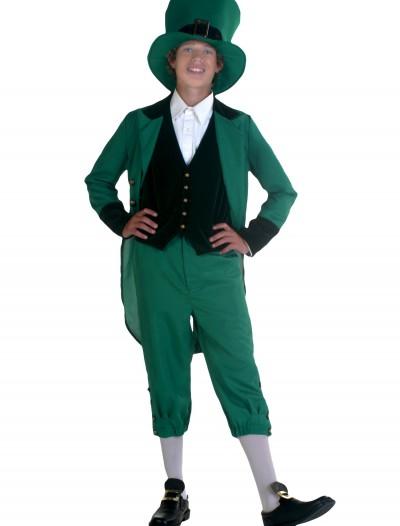Teen Leprechaun, halloween costume (Teen Leprechaun)