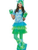Teen Monster Miss Costume, halloween costume (Teen Monster Miss Costume)