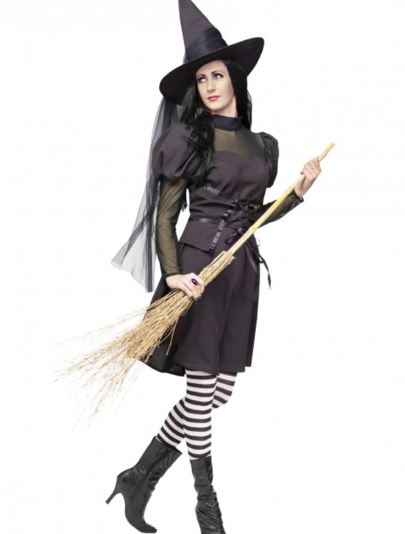 Teen Ms. Witch Costume, halloween costume (Teen Ms. Witch Costume)