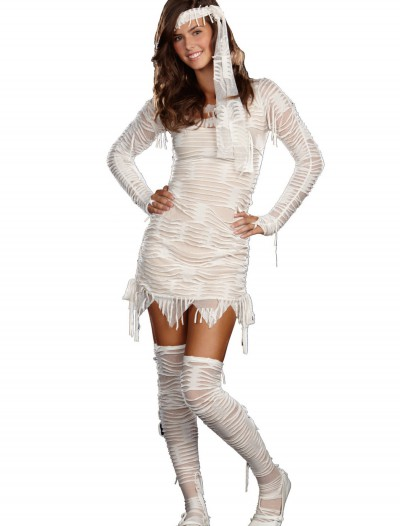 Teen Mummy Cutie Costume, halloween costume (Teen Mummy Cutie Costume)