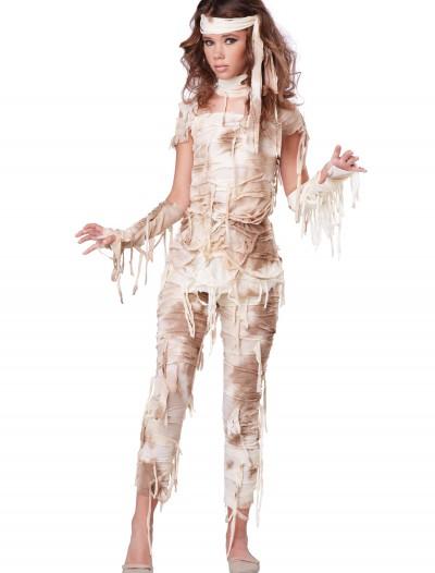 Teen Mysterious Mummy Costume, halloween costume (Teen Mysterious Mummy Costume)