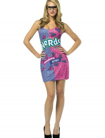 Teen Nerds Tank Dress, halloween costume (Teen Nerds Tank Dress)