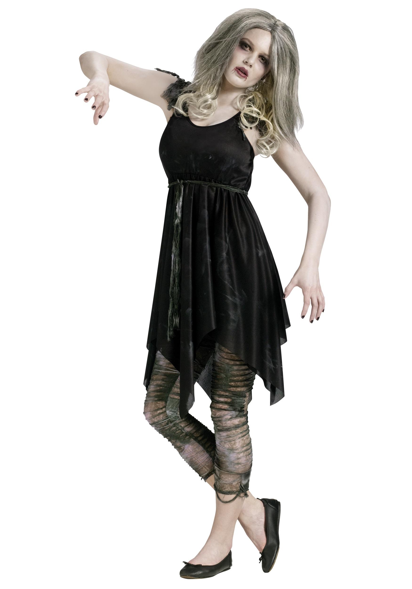 Teen Night Zombie Costume