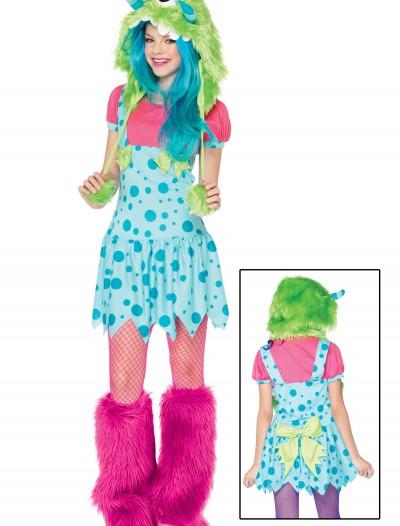 Teen One Eyed Erin Monster Costume, halloween costume (Teen One Eyed Erin Monster Costume)