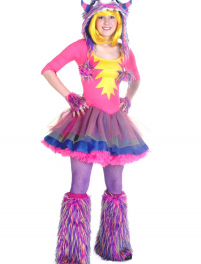 Teen Party Monster Costume, halloween costume (Teen Party Monster Costume)