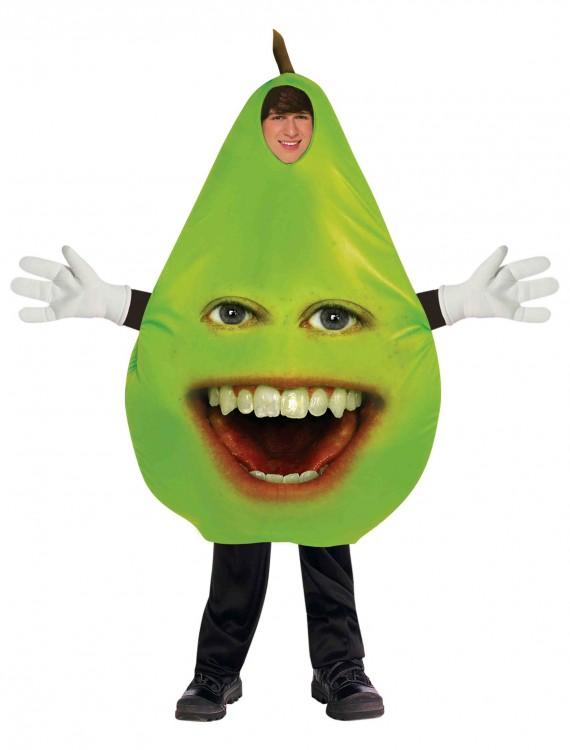Как сделать костюм груша