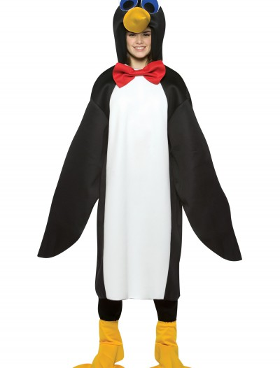 Teen Penguin Costume, halloween costume (Teen Penguin Costume)