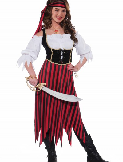 Teen Pirate Maiden Costume, halloween costume (Teen Pirate Maiden Costume)