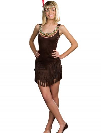 Teen Pocahontas Costume, halloween costume (Teen Pocahontas Costume)