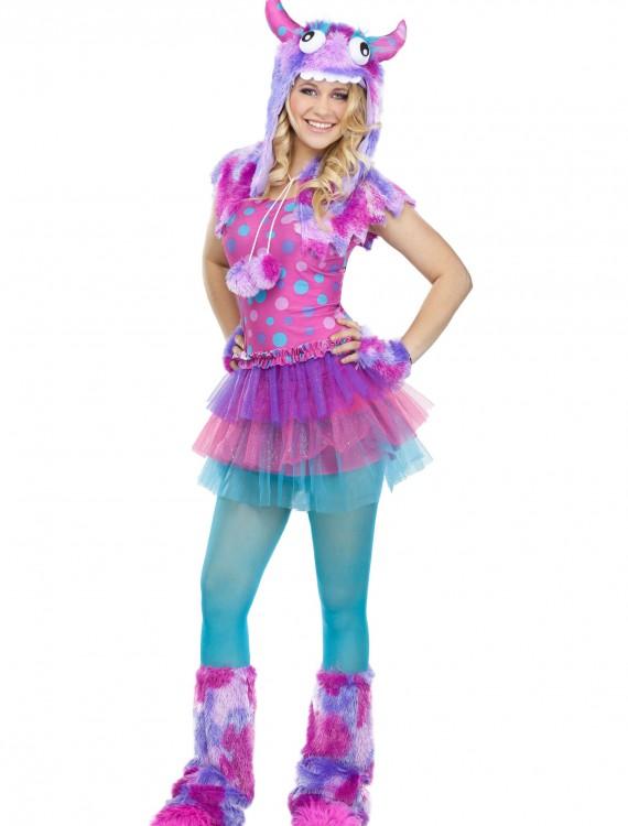 Teen Polka Dot Monster Costume, halloween costume (Teen Polka Dot Monster Costume)