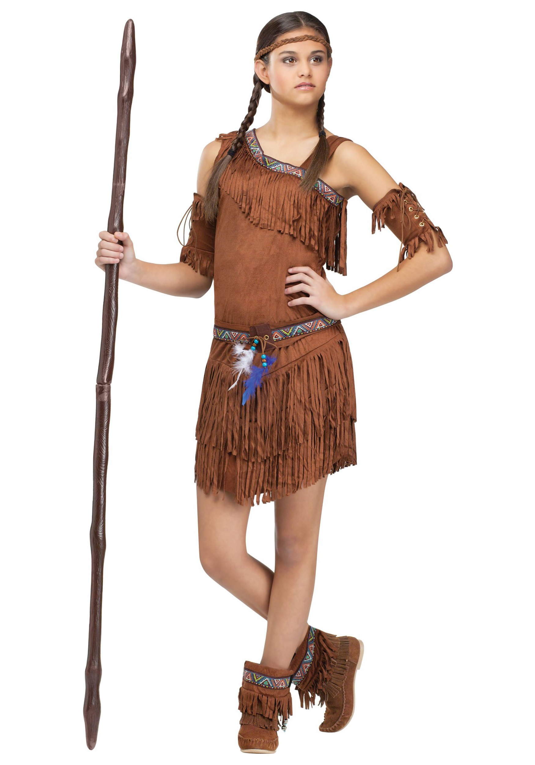 teen pow wow indian costume - Native American Costume Halloween