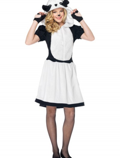 Teen Pretty Panda Costume, halloween costume (Teen Pretty Panda Costume)
