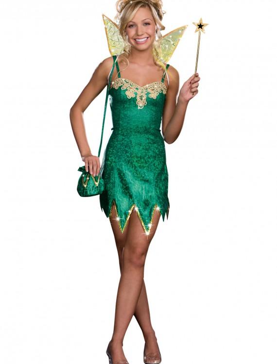 Teen Pretty Pixie Costume, halloween costume (Teen Pretty Pixie Costume)