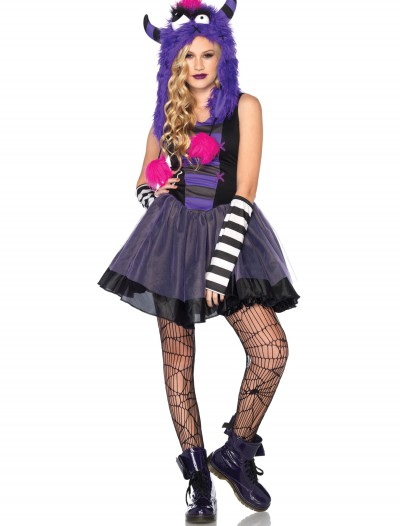 Teen Punky Monster Costume, halloween costume (Teen Punky Monster Costume)