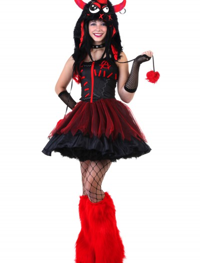 Teen Rebel Monster Costume, halloween costume (Teen Rebel Monster Costume)