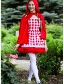 Teen Red Riding Hood Tutu Costume, halloween costume (Teen Red Riding Hood Tutu Costume)