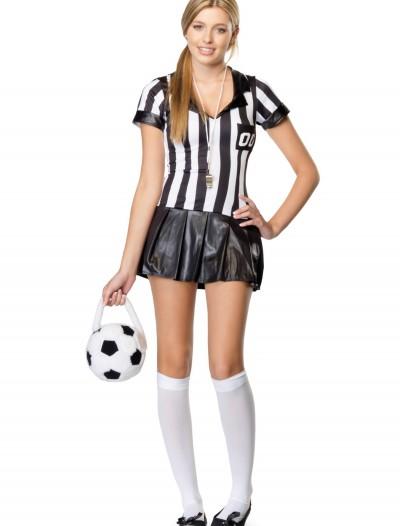 Teen Referee Costume, halloween costume (Teen Referee Costume)