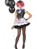 Teen Sassy Clown Costume, halloween costume (Teen Sassy Clown Costume)