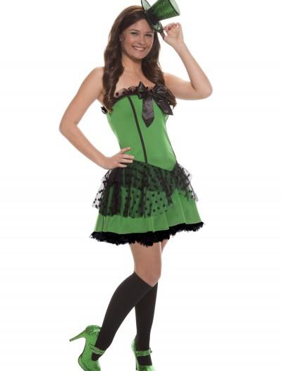 Teen Sassy Leprechaun Costume, halloween costume (Teen Sassy Leprechaun Costume)