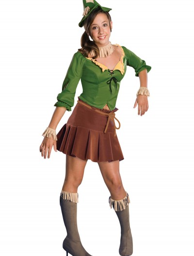 Teen Scarecrow Costume, halloween costume (Teen Scarecrow Costume)