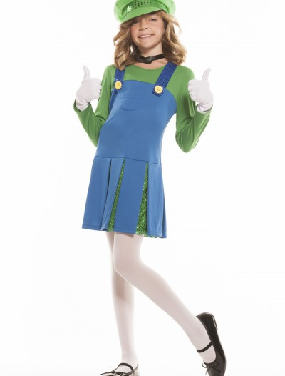 Teen Sidekick Louisa Costume, halloween costume (Teen Sidekick Louisa Costume)