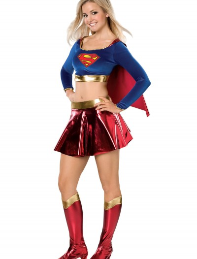 Teen Supergirl Costume, halloween costume (Teen Supergirl Costume)
