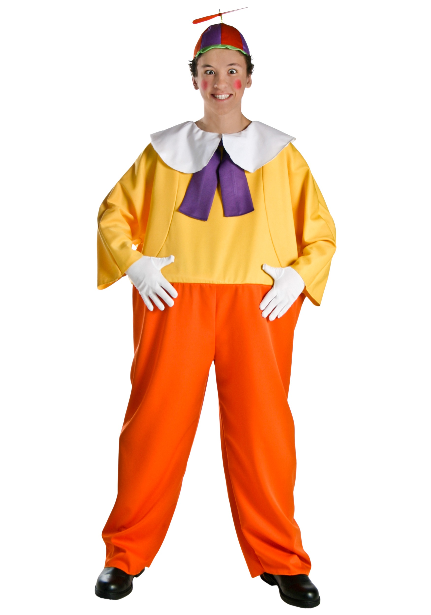 Teen Tweedle Dee / Dum Costume  sc 1 st  Halloween Costumes & Teen Tweedle Dee / Dum Costume - Halloween Costumes