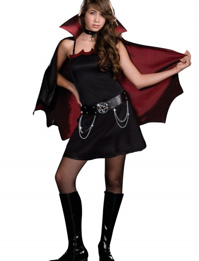 Teen Twilight Bite Vampire Costume, halloween costume (Teen Twilight Bite Vampire Costume)