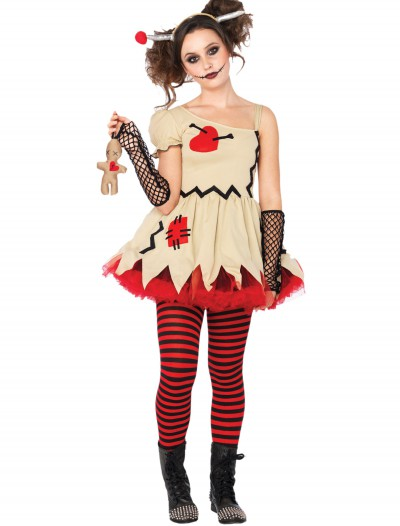 Teen Voodoo Doll Costume, halloween costume (Teen Voodoo Doll Costume)