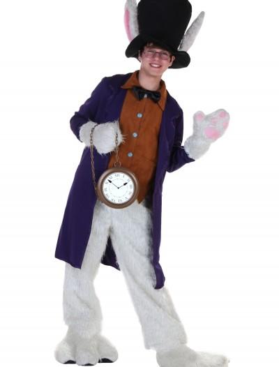 Teen White Rabbit Costume, halloween costume (Teen White Rabbit Costume)