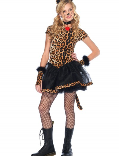 Teen Wicked Wildcat Costume, halloween costume (Teen Wicked Wildcat Costume)
