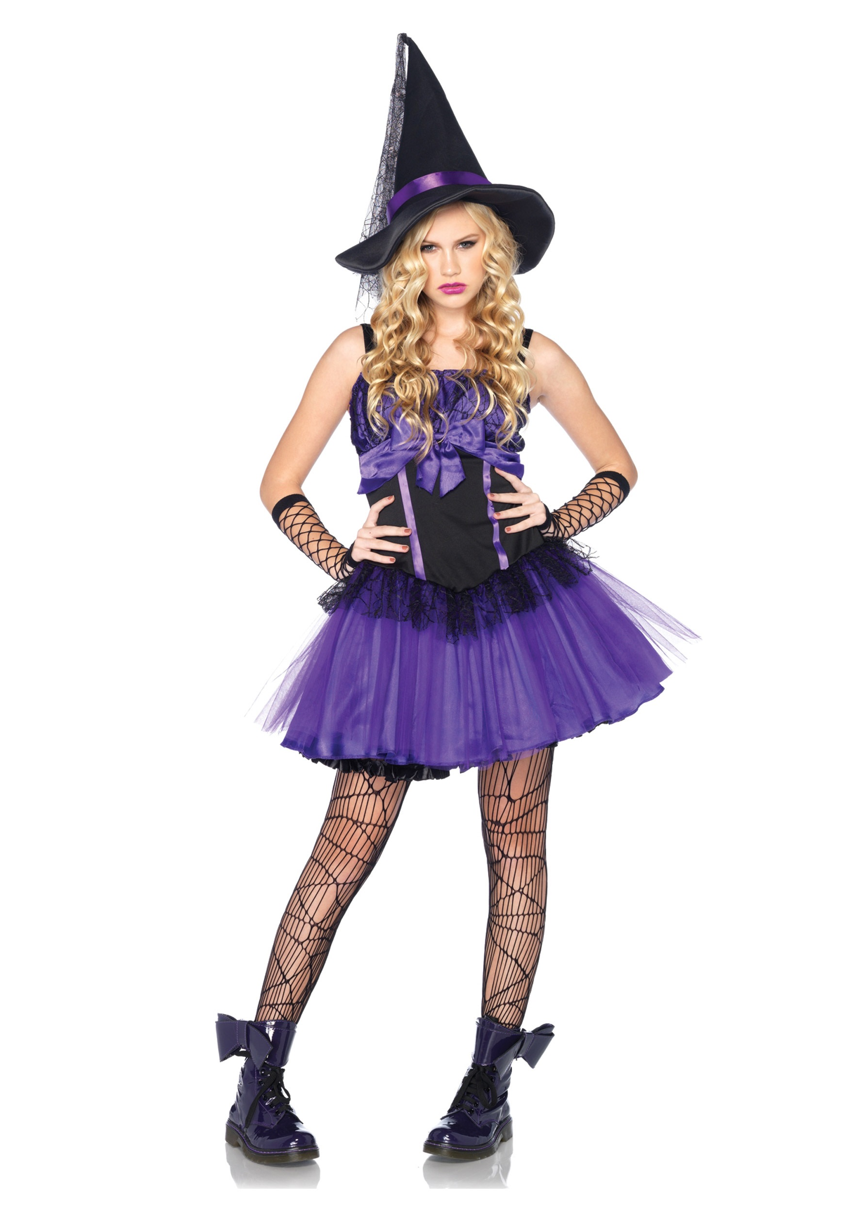 Teen Wicked Witch Costume - Halloween Costumes