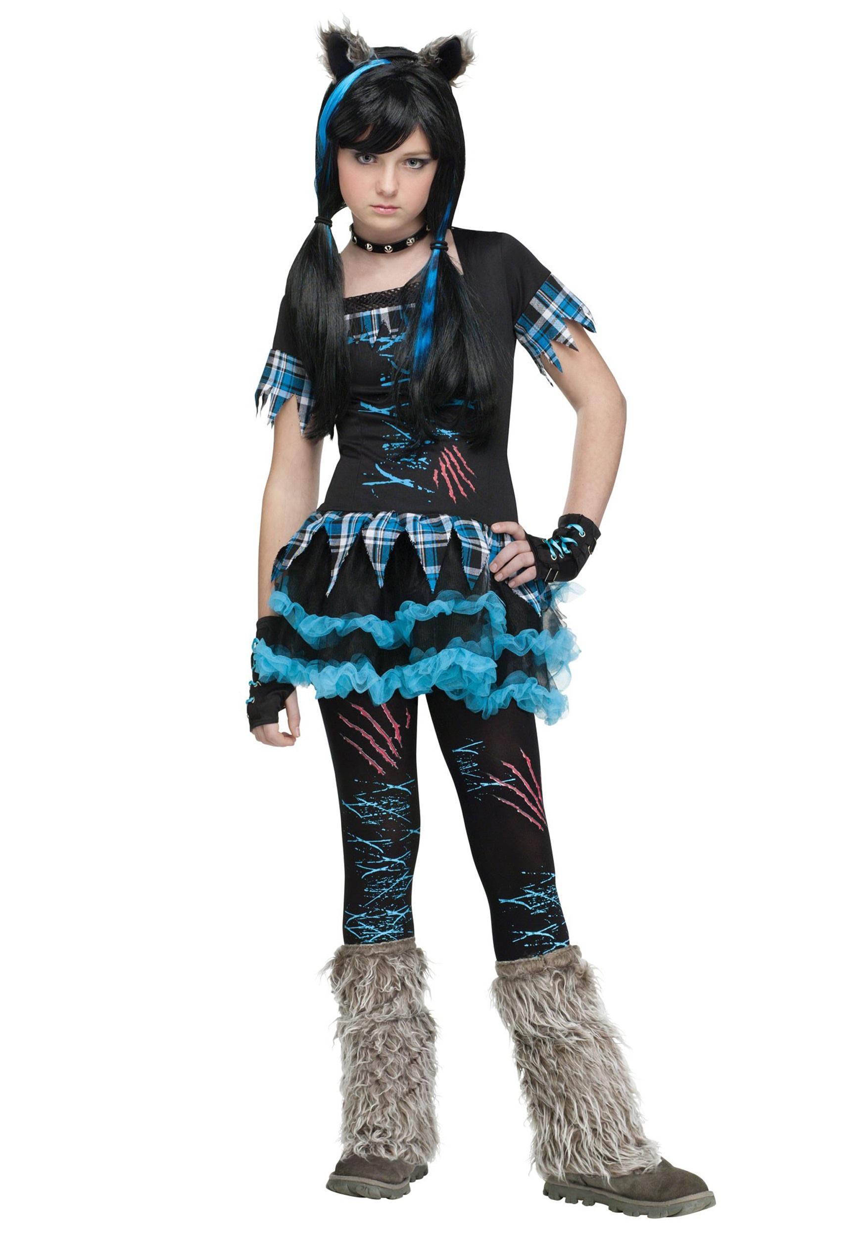 Teen Wicked Wolfie Costume  sc 1 st  Halloween Costumes & Teen Wicked Wolfie Costume - Halloween Costumes