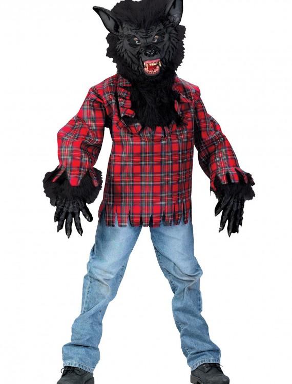 Teen Wolf Costume, halloween costume (Teen Wolf Costume)