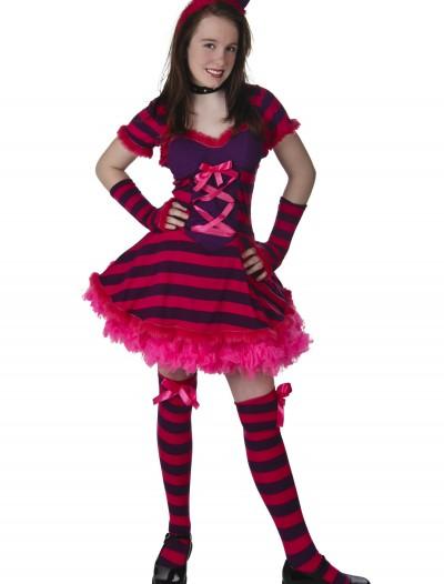 Teen Wonderland Cat Costume, halloween costume (Teen Wonderland Cat Costume)