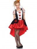 Teen Wonderland Queen Costume, halloween costume (Teen Wonderland Queen Costume)