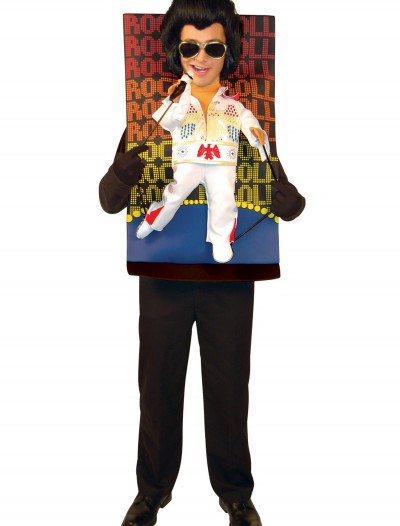Teenie Weenies Music King Costume, halloween costume (Teenie Weenies Music King Costume)