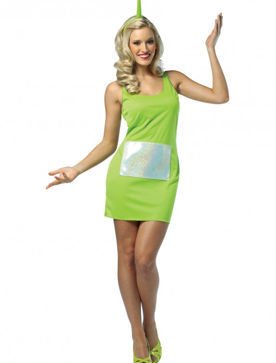 Teletubbies Dipsy Tank Dress, halloween costume (Teletubbies Dipsy Tank Dress)