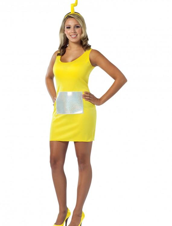 Teletubbies Laa-Laa Tank Dress, halloween costume (Teletubbies Laa-Laa Tank Dress)