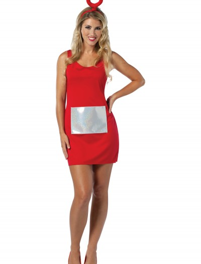 Teletubbies Po Tank Dress, halloween costume (Teletubbies Po Tank Dress)